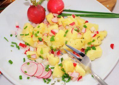 Bergischer Kartoffelsalat