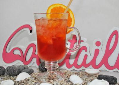 Alkoholfreier Cocktail FreshUp