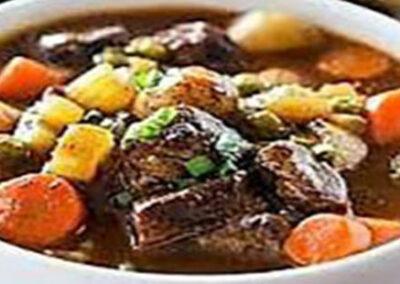 Irish Guinnes Stew
